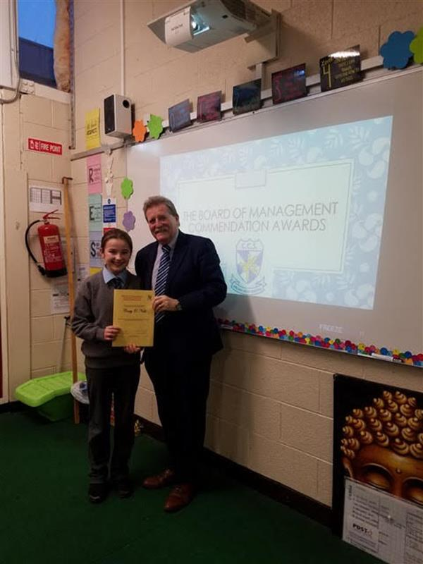 BOM Commendation Awards Dec 2018