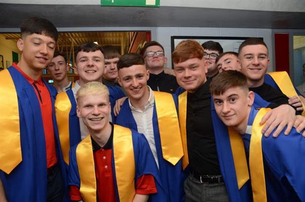 TCS 6th Year Graduation 2019