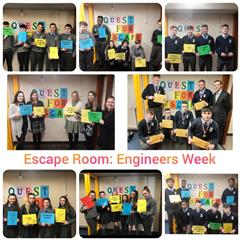 Engineers Week & TCS Escape Room