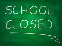 Summer Break School Closed.