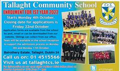 Open Night for 1st Year 2022