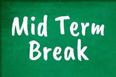 Midterm Break